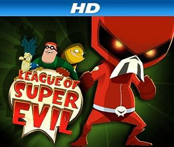 Películas descargando sitios web gratis The League of Super Evil: Information Stuporhighway  [720x480] [480x320]