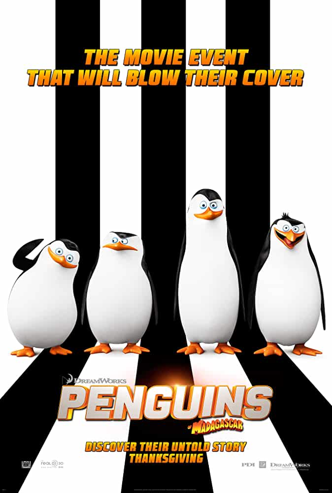 Penguins of Madagascar (2014)  | English | x264 Bluray | 720p | 480p | Download | Watch Online | GDrive | Direct Links