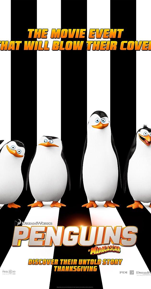 Những chú chim cánh cụt từ Madagascar - Penguins of Madagascar (2014)