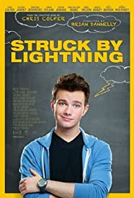 Chris Colfer in Struck by Lightning (2012)