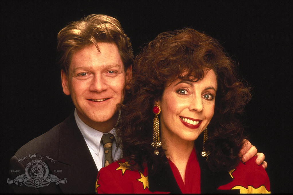 Kenneth Branagh and Rita Rudner in Peter's Friends (1992)