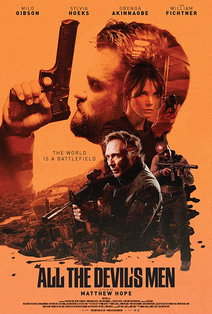 All the Devil's Men /  Elite squad (2018) Streaming vf