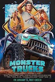 Danny Glover, Rob Lowe, Thomas Lennon, Lucas Till, and Jane Levy in Monster Trucks (2016)