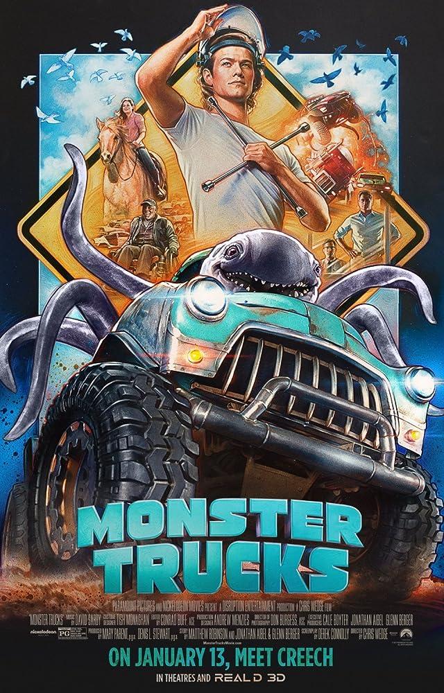 მონსტრი მანქანები / MONSTER TRUCKS