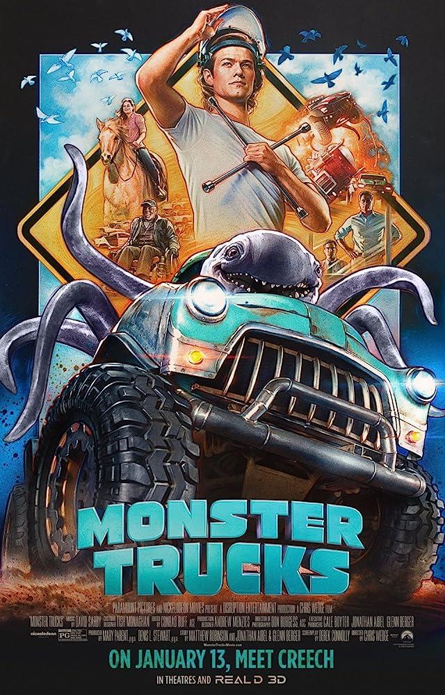 Monster Trucks (2016) Subtitle Indonesia