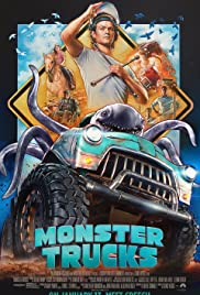 Monster Trucks (2016) 1080p