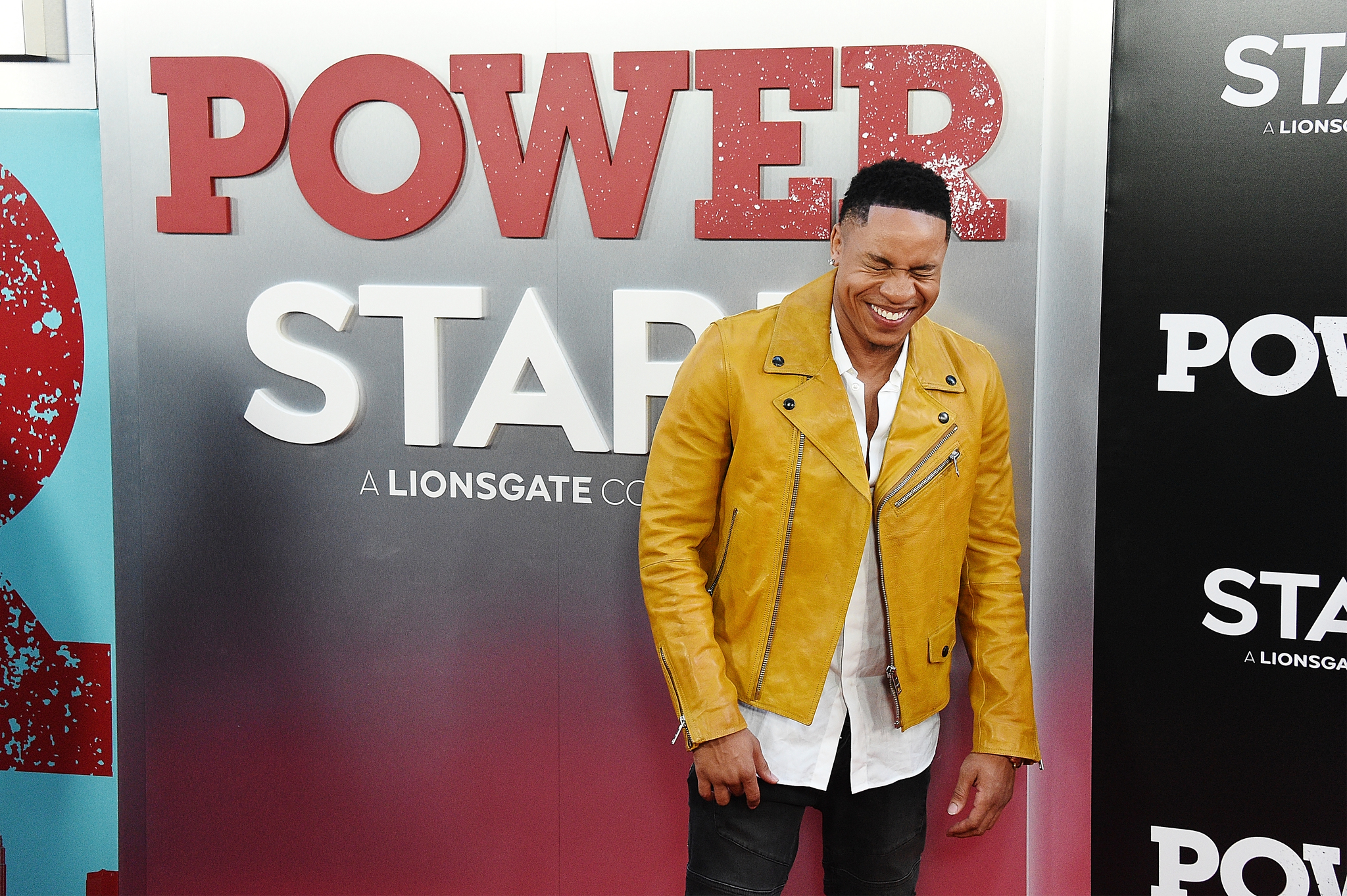 Rotimi at an event for Power (2014)