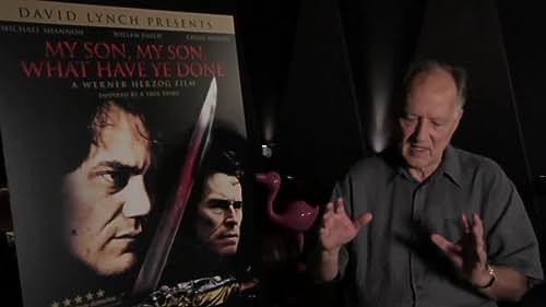 Werner Herzog on Wayne Coyne and Grizzly Man
