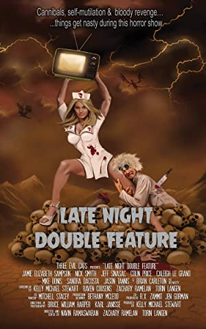 Permalink to Movie Late Night Double Feature (2016)