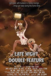 Late Night Double Feature (2016) 720p