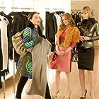 Kristin Scott Thomas, Leslie Bibb, and Isla Fisher in Confessions of a Shopaholic (2009)