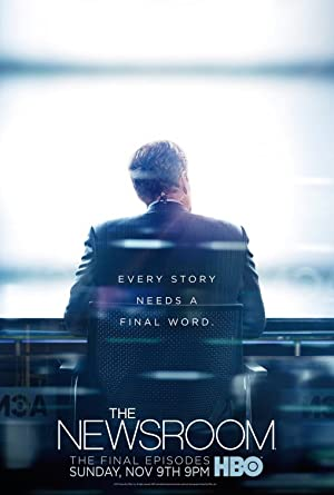 The Newsroom film Poster