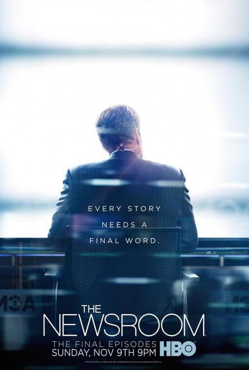 The Newsroom Season 1 COMPLETE BluRay 480p, 720p & 1080p