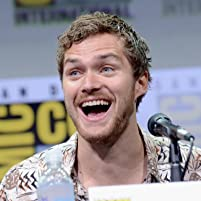 Finn Jones at an event for The Defenders (2017)