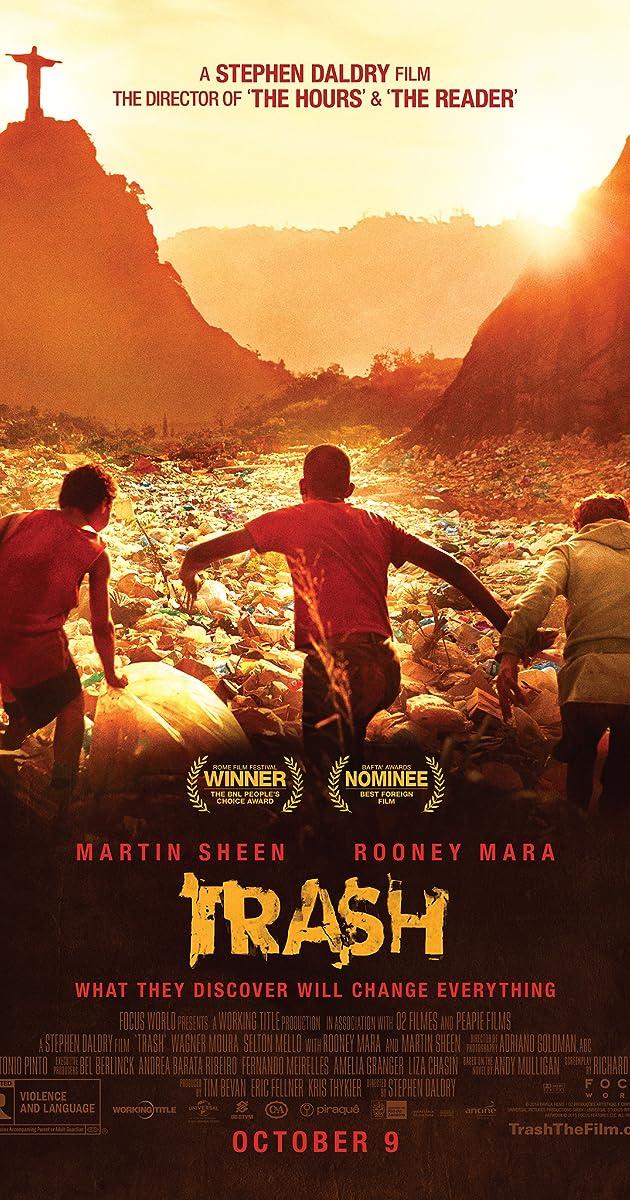 Trash (2014) - IMDb