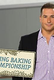 Spring Baking Championship Poster
