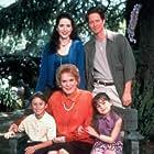 Maureen O'Hara, Eric Stoltz, Trini Alvarado, Channing Carson, and Matt Weinberg in The Last Dance (2000)