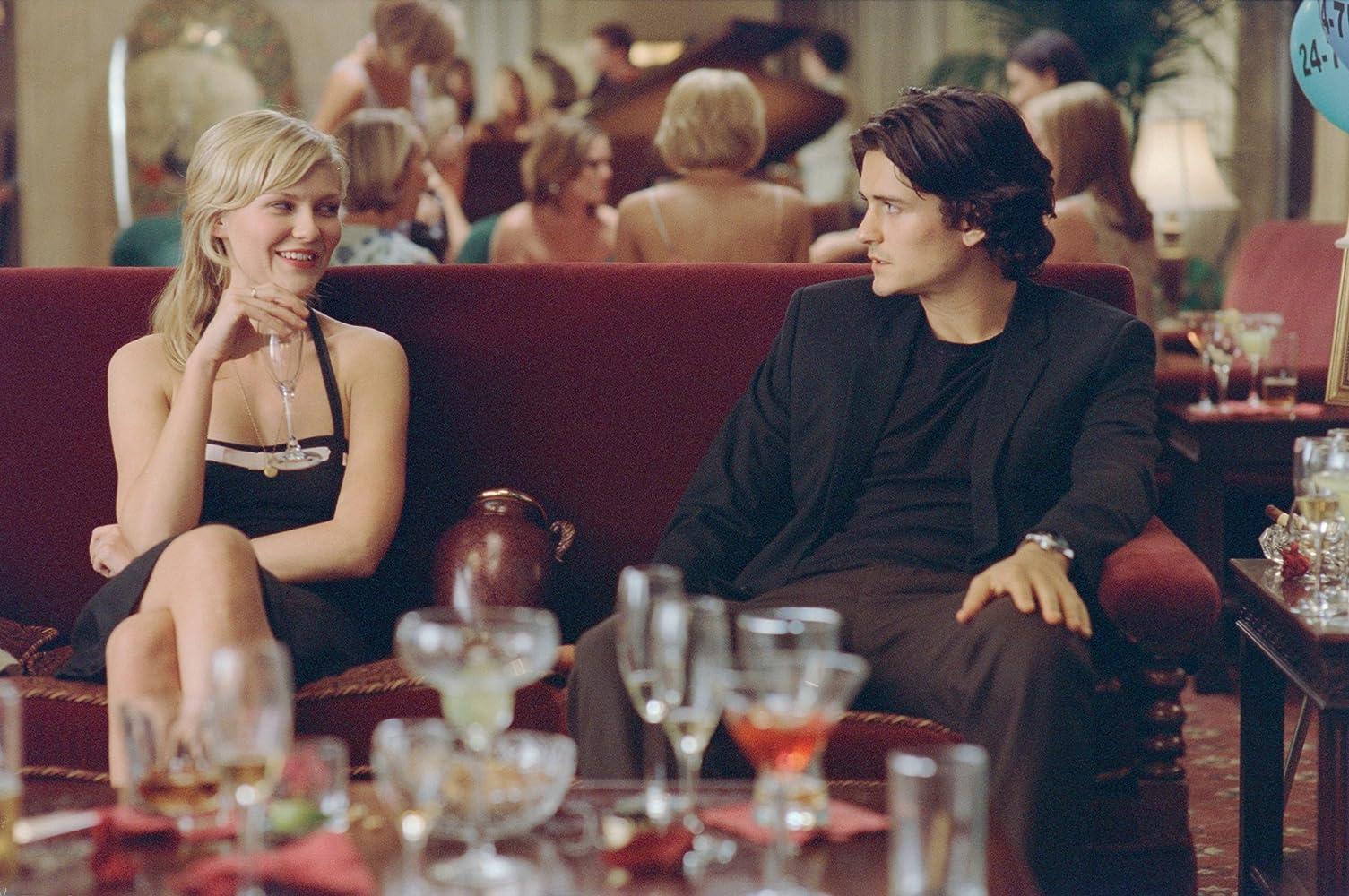 Kirsten Dunst and Orlando Bloom in Elizabethtown (2005)