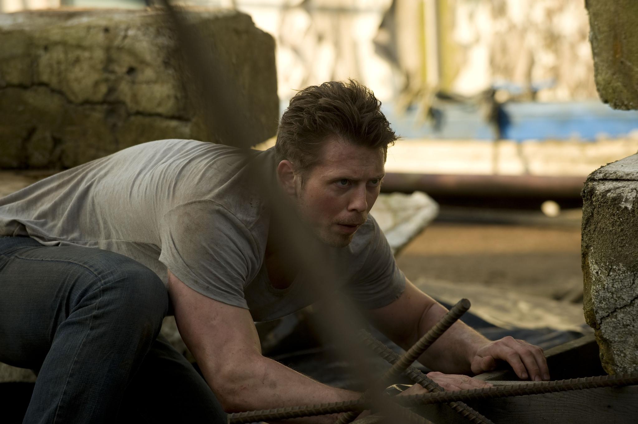 Mike 'The Miz' Mizanin in The Marine 3: Homefront (2013)