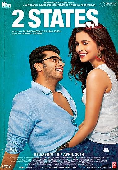 2 States 2014 Full Hindi Movie Download 400MB 480p BluRay