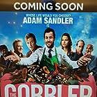 Adam Sandler, Dan Stevens, and Kim Cloutier in The Cobbler (2014)
