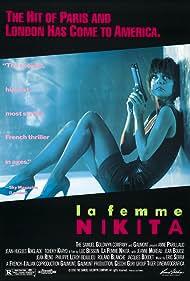 Anne Parillaud in Nikita (1990)