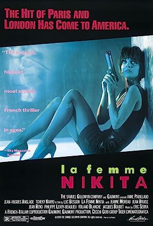 دانلود زیرنویس فارسی فیلم La Femme Nikita 1990
