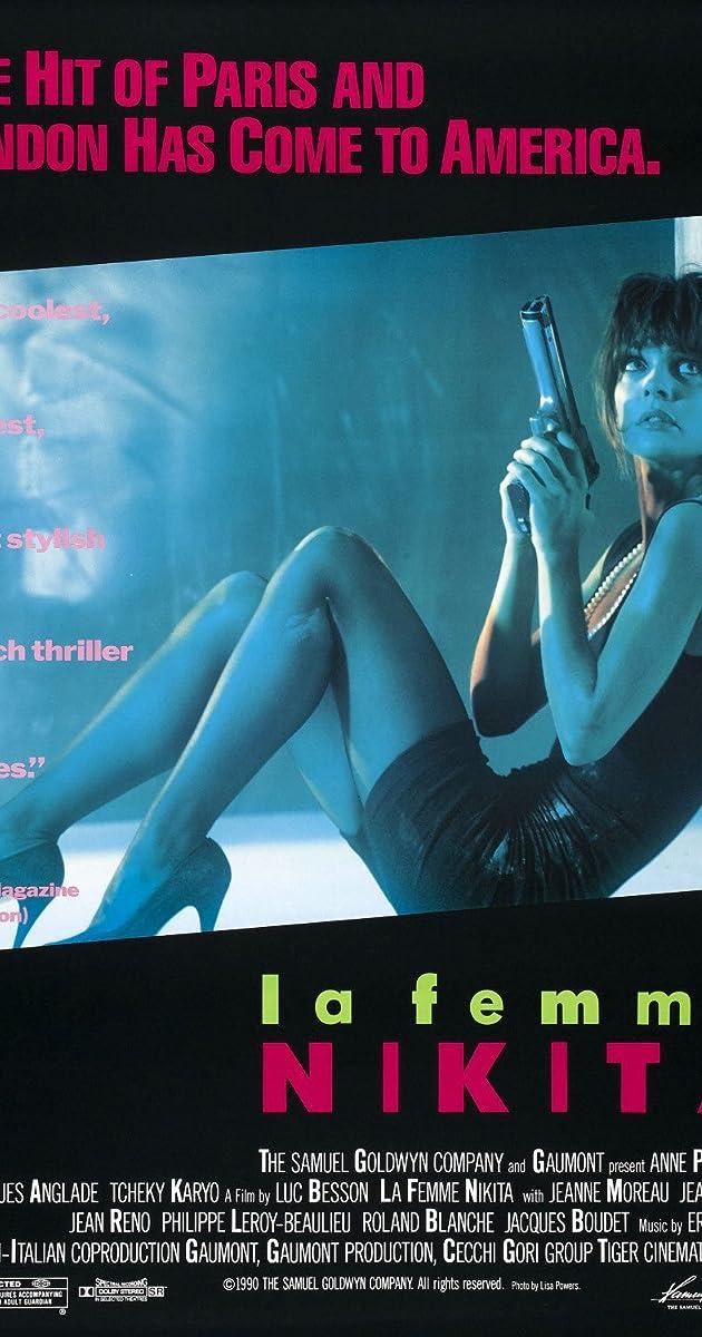 Jos vardas Nikita / La Femme Nikita (1990) Online