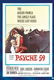 Psyche 59 (1964) Poster - Movie Forum, Cast, Reviews