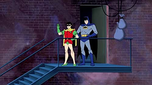 Bat-Mite Presents: Batman's Strangest Cases! Clip #3