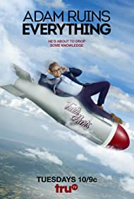 Adam Conover in Adam Ruins Everything (2015)
