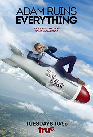 poster for Adam Ruins Everything