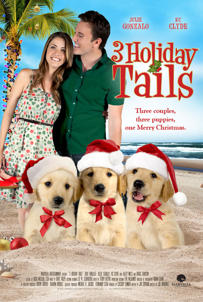 3 holiday tails tv movie 2011 imdb - Golden Christmas 3