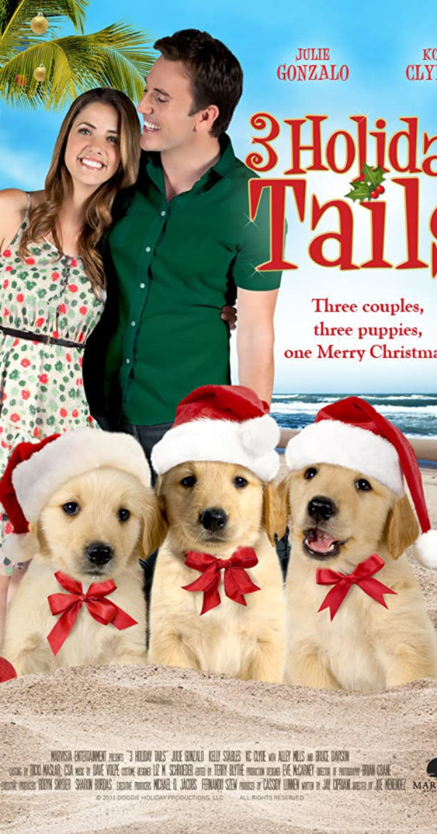 3 Holiday Tails Tv Movie 2011 Release Info Imdb