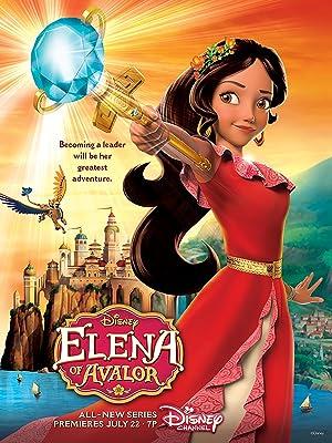 Where to stream Elena of Avalor