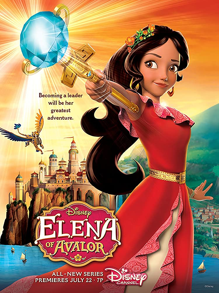 Elena of Avalor S01 2020 Hindi Dubbed Complete Series 1.8GB HDRip Download
