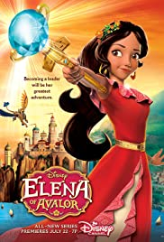 View Elena Of Avalor - Season 1 (2016) TV Series poster on Ganool