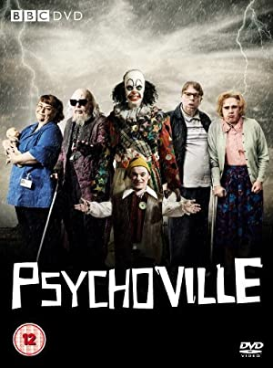 Where to stream Psychoville