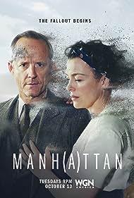 John Benjamin Hickey and Olivia Williams in Manhattan (2014)