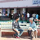 Judi Dench and Dev Patel in The Best Exotic Marigold Hotel (2011)