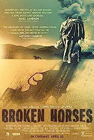 Vincent D'Onofrio, Sean Patrick Flanery, Thomas Jane, Chris Marquette, Anton Yelchin, and María Valverde in Broken Horses (2015)