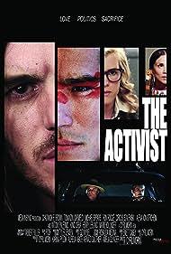 Tonantzin Carmelo, Michael Spears, Chadwick Brown, and Alena von Stroheim in The Activist (2014)