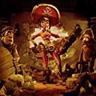 Salma Hayek in The Pirates! In an Adventure with Scientists! (2012)
