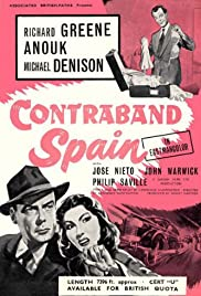 Contraband Spain (1955) 1080p