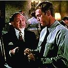 Edward G. Robinson and Steve McQueen in The Cincinnati Kid (1965)
