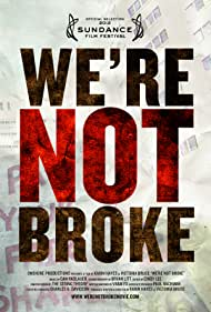 We're Not Broke (2012) Poster - Movie Forum, Cast, Reviews
