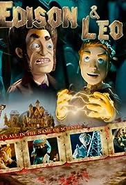 Edison & Leo Poster