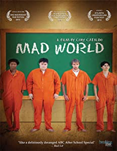 Watch free latest online hollywood movies Mad World by [hddvd]
