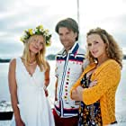 Moa Gammel, Mirja Turestedt, and Peter Magnusson in Sommaren med Göran (2009)