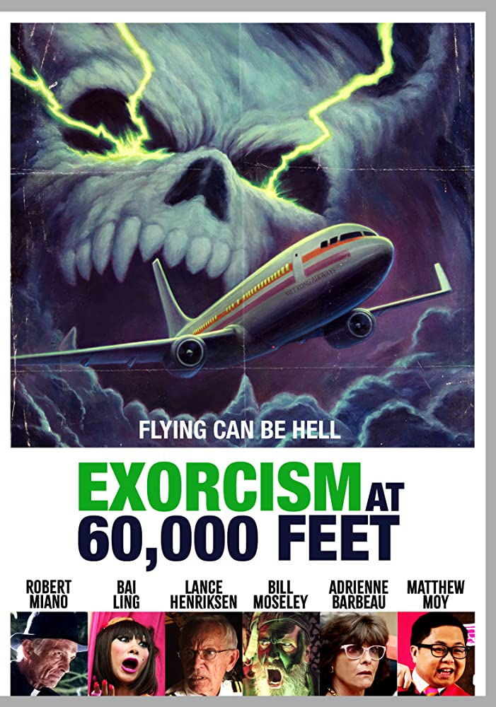 Exorcism at 60,000 Feet 2019 English 720p HDRip 800MB